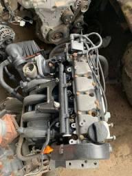 Motor parcial Gol G5/ Gol G6 1.0 com 90 dias de garantia e nf-e