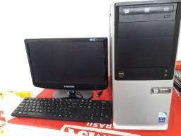 Pc core2duo com placa de vídeo
