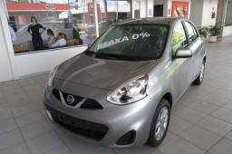 Nissan March 1.6 SV (Flex) 20192020