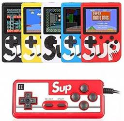 Super Mini Game Lcd 400 Jogos Portátil Av C/ Controle - Loja Natan Abreu