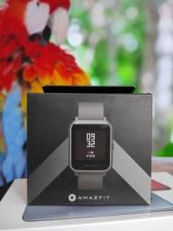P*E*R*F*E*I*T*O da Xiaomi!! Redmi Amazfit bip com GPS  NOVO lacrado com Garantia Entrega