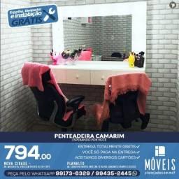 Penteadeira Camarim Gavetas