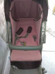 Vendo carrinho de bebê seme Novo da galzerano