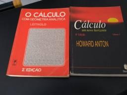 Livros cálculo