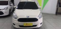 Ka Sedan 1.5 SE 2015 Branco Completo Flex+GNV Entr.+704,88 fixas