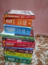 12 livros de direito