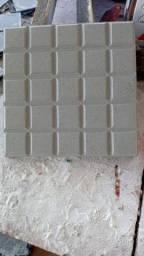 Piso ladrilho hidráulico, anti-derrapante, piso concreto