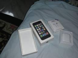 Vendo caixa do iphone 5s