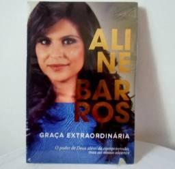 Livro Aline Barros: Graça Extraordinária - Novo Lacrado
