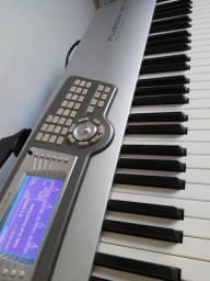 Piano Digital Alesis Fusion - Lindo !