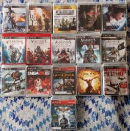 Jogos PS3 a partir de R$30,00 cada!