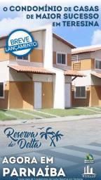 Porto Vende Casa em Cond. Fechado em Parnaiba Reserva do Delta