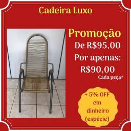 Cadeira Luxo de fio em promoção!