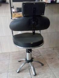 Título do anúncio: Cadeira de barbeiro
