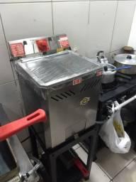 Fritadeira elétrica industrial 18L