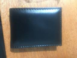 Vendo carteiras de couro sintético leia a descrição