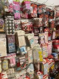 Título do anúncio: Estoque loja de festas atual e com varios itens vendaveis