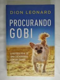 Livro procurando Gobi Dion Leonard