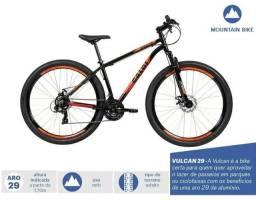 """Título do anúncio: Bicicleta aro 29"""" Caloi vulcan"""