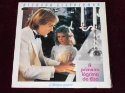 LPs - Richard Clayderman (Liquida: 4 LPs)