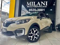 Renault Captur 2018 intense - único-dono - sem entrada em até 60x