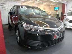 Toyota Corolla 1.8 Automático UPPER GLI Completo + Banco de couro, 2019