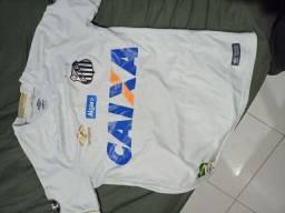 Camisa de jogo do Santos FC