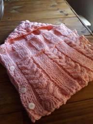 Saco de dormir do bebê tricô Novo M - Promoção!