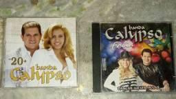Cds banda Calypso raros