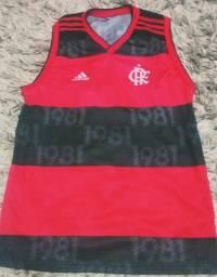 Título do anúncio: Regatas do Time do Flamengo.