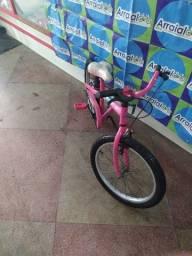 Título do anúncio: Bicicleta Caloi 20 barby