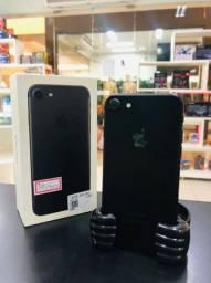 IPhone 7 preto fosco // loja aberta pra te atender
