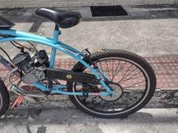 Bike á motor