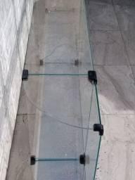 Título do anúncio: Balcão de vidro