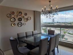 Apartamento para venda com 134 metros, Ed. Arboretto com 3 suítes em Goiabeiras - Cuiabá