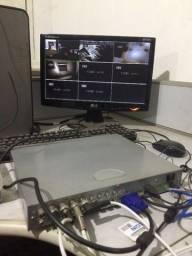 6 DVR para câmera de segurança