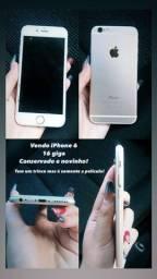 Título do anúncio: Iphone 6 seminovo