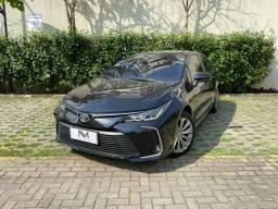 Título do anúncio: Toyota Corolla 2.0 XEI 2020 + Blindado + Automático + Baixa KM