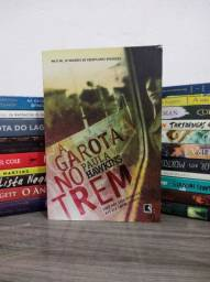 Livro - A garota no trem (Paula Hawkins)