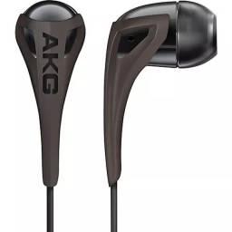 Barbada! Ear AKG K340 Preto, com Kit completo! Dispensa apresentações!
