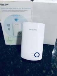 Título do anúncio: Repetidor Expansor TP-Link Wi-Fi Network 300Mbps
