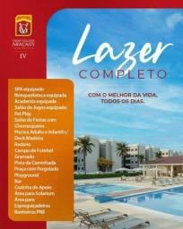 Título do anúncio: P/M: Apartamentos com área de lazer completa pertinho da praia