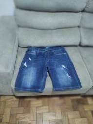 Bermudas jeans?