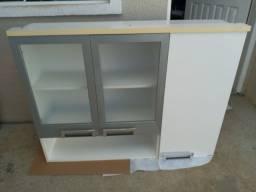 Parte de armário de cozinha