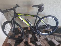 Bicicleta gta aro 29 quadro 19 top 24 marcha