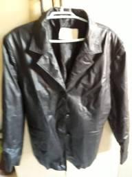Oferecer jaqueta de couro