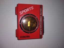 Walkman Sport Anos 90 - Usado