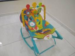 Título do anúncio: Cadeira de Descanso Fischer Price - Serra Talhada