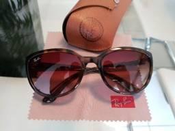 Título do anúncio: Óculos de Sol Ray-Ban Emma RB4167 (Original)