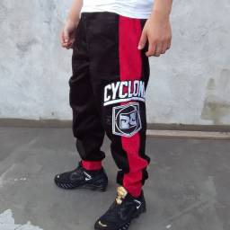 Título do anúncio: Calça cyclone veludo Black